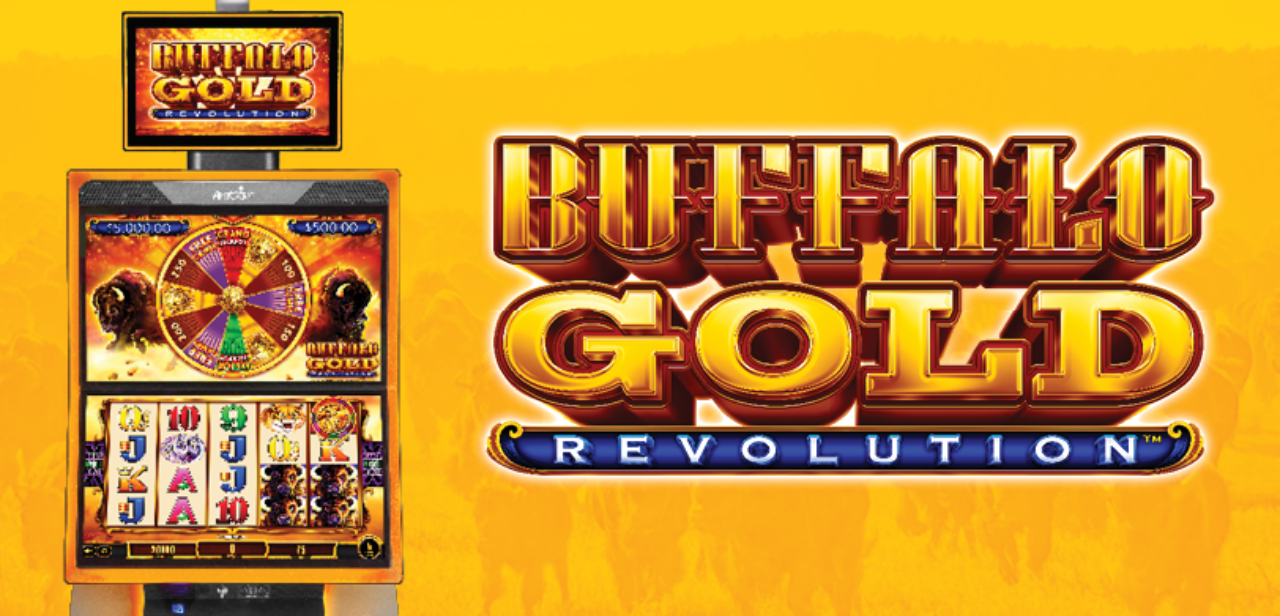 Buffalo Gold Revolution Game