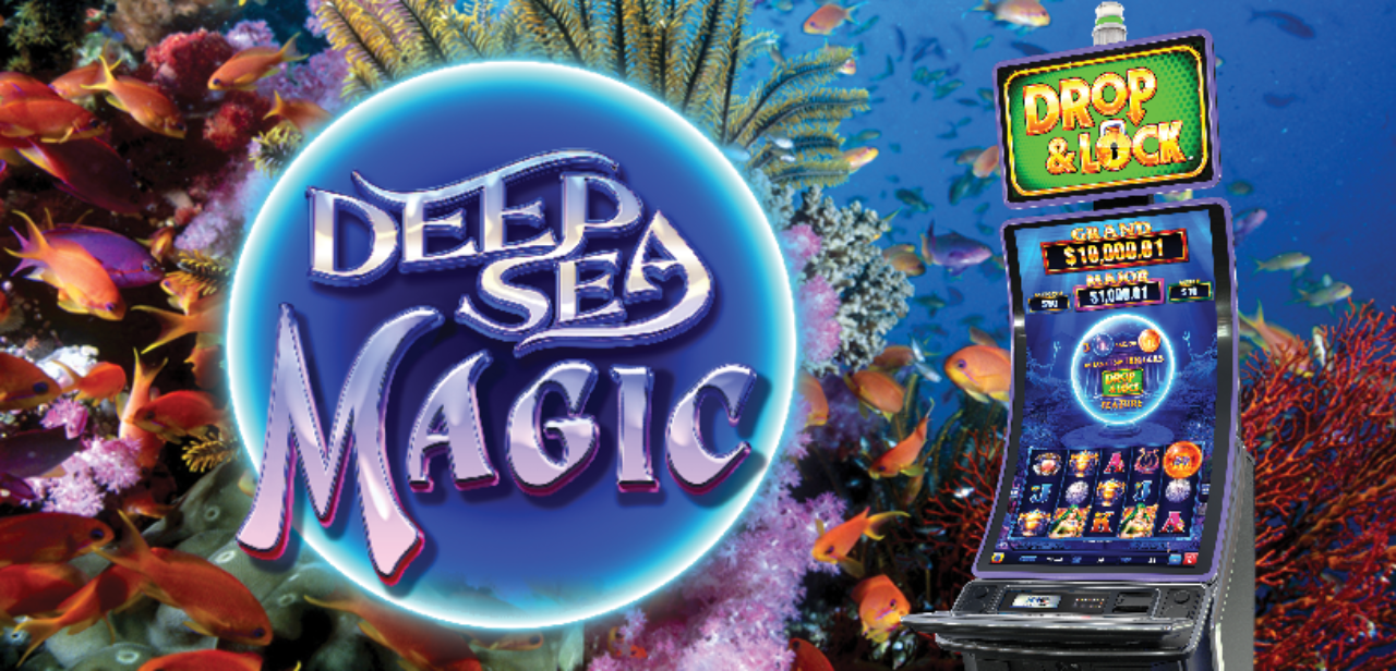 Deep Sea Magic Game