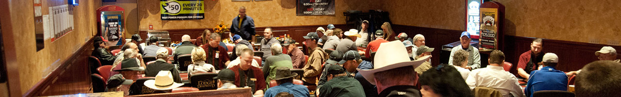 Rounds Fall Classic Poker Room