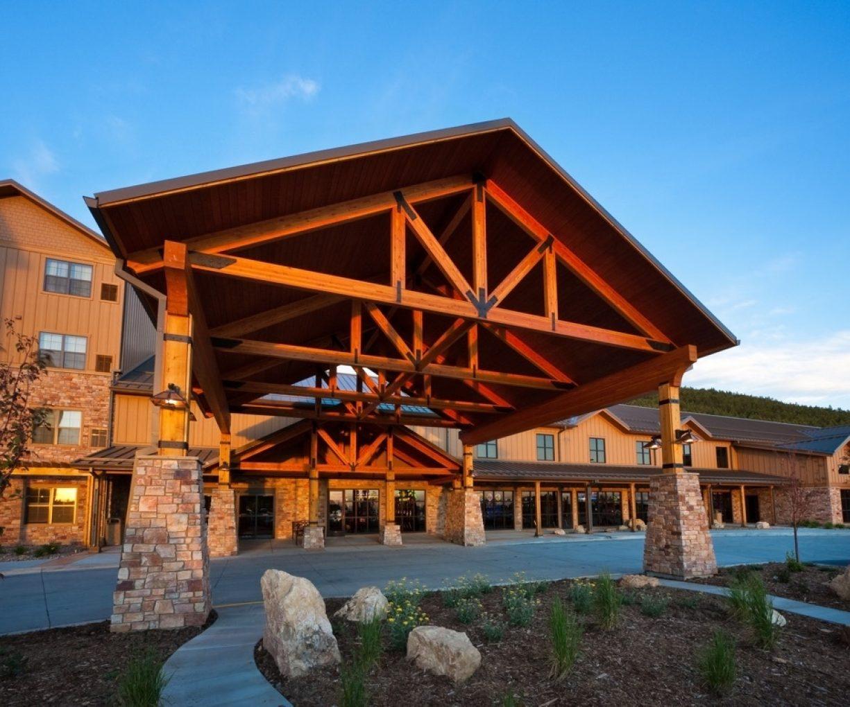Exterior view of Lodge at Deadwood Gaming Resort