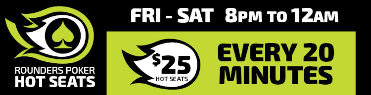 rounders poker hot seats