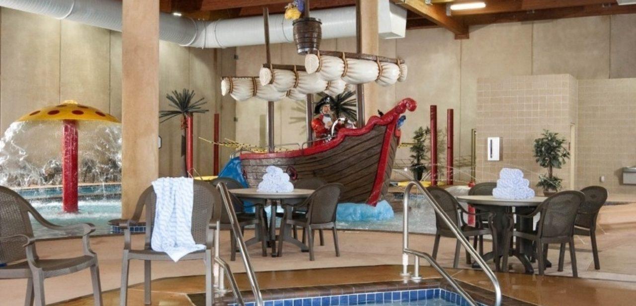 Deadwood Lodge pool
