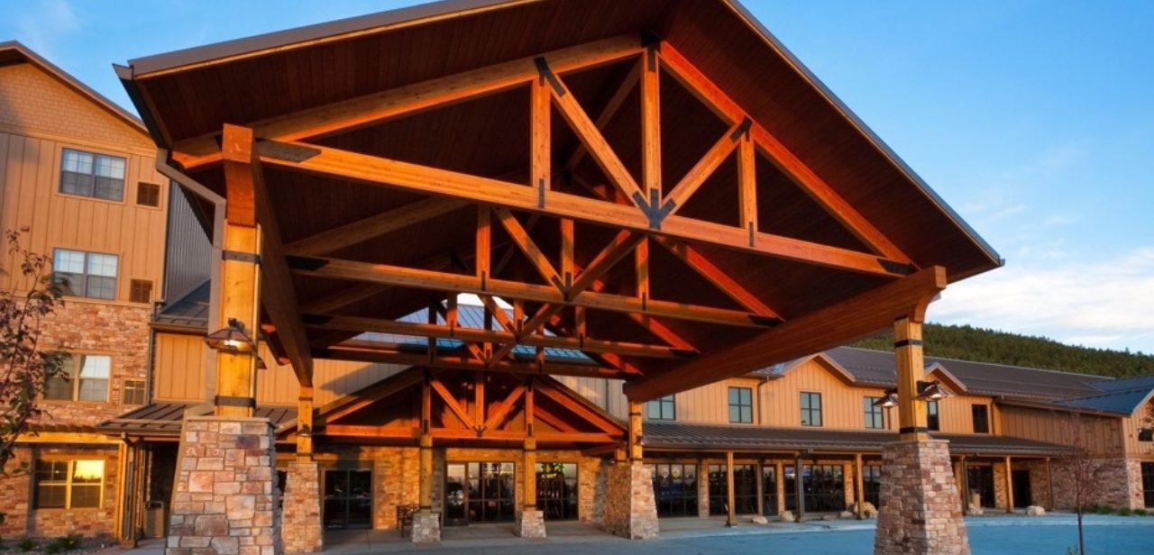 Exterior view of Lodge at Deadwood Gaming Resort