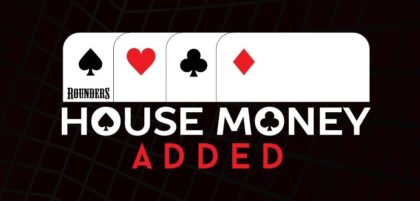 House money added tournament