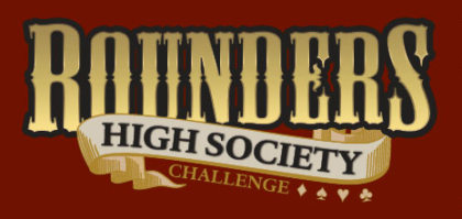 Rounders High Society challenge logo