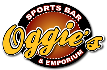 Oggie's sports bar logo