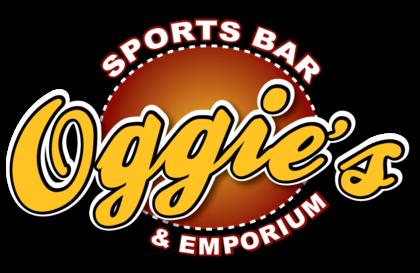 Oggie's sports bar logo