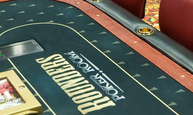 Rounders Poker Room Table